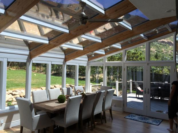 Four Seasons Sunrooms in North Hills, CA